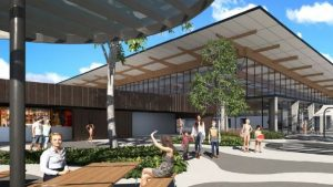 Stromlo's pool to include a splash park and gym