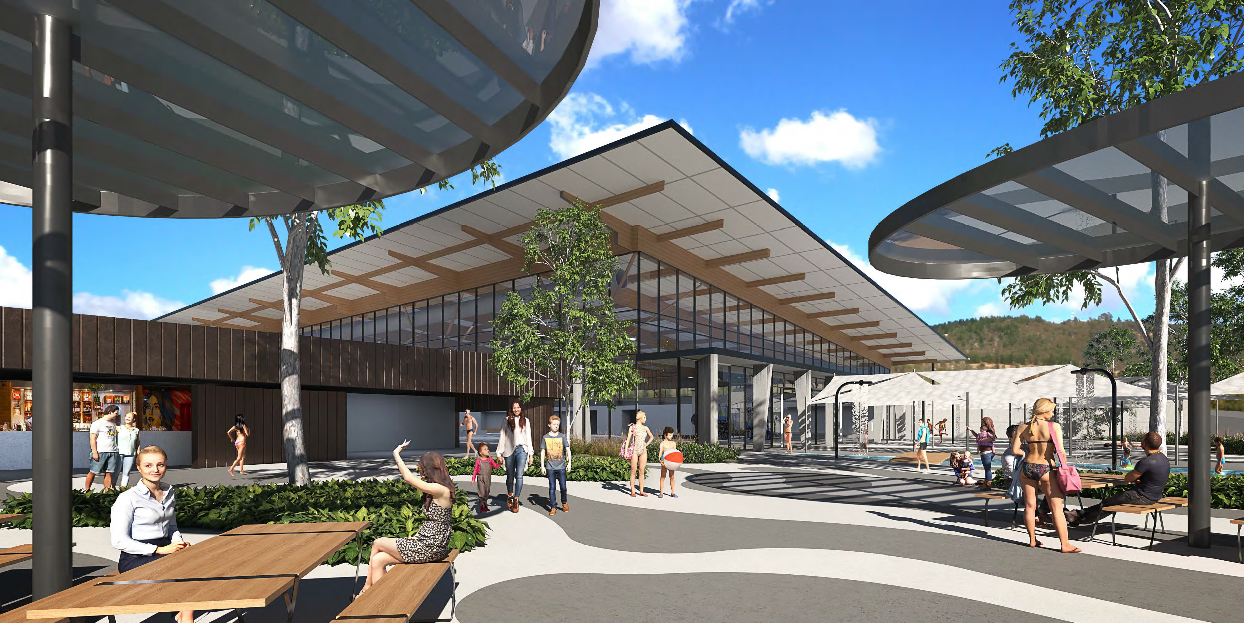 Stromlo Leisure Facility Update – Weston Creek Community Council