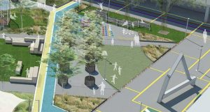 Have your Say on the Woden Town Square Experiment.