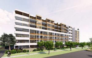Refused - Proposed development of Block 4 Section 39 Coombs – the POD Development