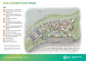 Proposed Coombs Play Space