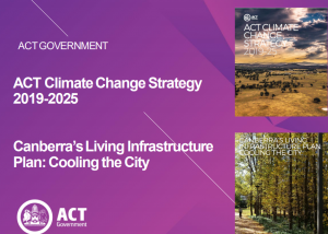 Presentation - 'ACT Climate Change Strategy 2019-25'