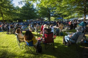 Government House opens gates for Canberra Symphony Orchestra family picnic concert